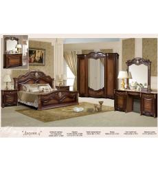 """Спальня """"Джулия 4"""" с туалетным столиком"""