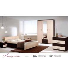 Спальня Капучино