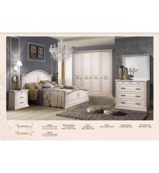 Спальня Бьянка 4 с комодом