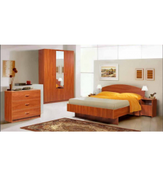 Спальня Любава 1 (3-х ств. шкаф)