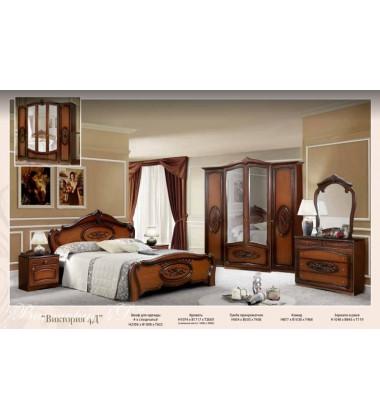 Спальня Виктория 4Д