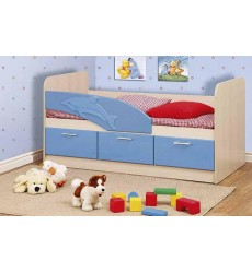 Кровать Дельфин (ЛДСП)